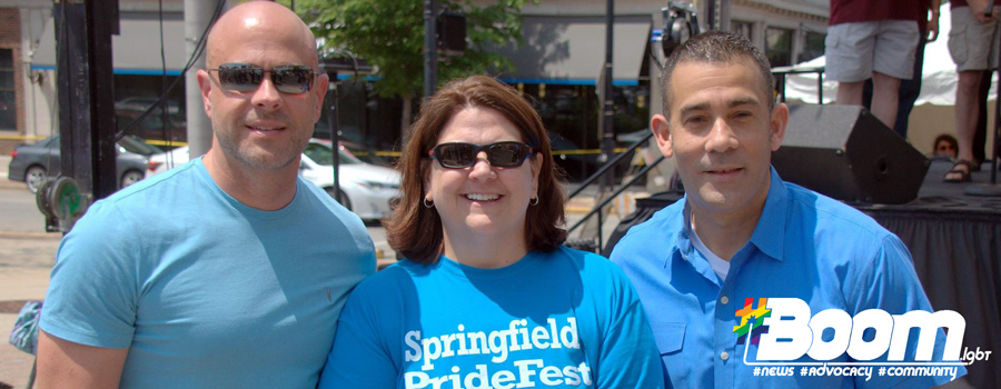 Springfield Illinois Pridefest 2016